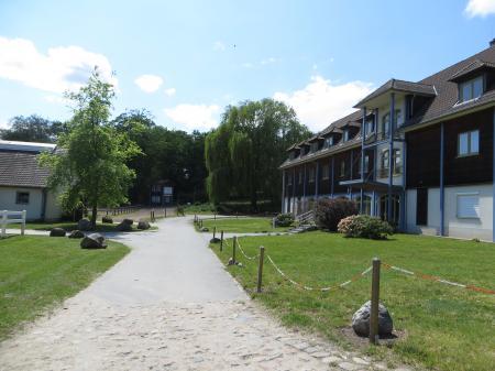 Tourismus - und Freizeitzentrum '' Am Seeberg''  Foto: Info Punkt Lebus