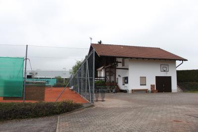 Tennisheim TC Kammlach