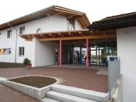 Neubau (Stand Anfang April 2017)