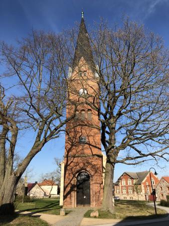 Kirche in Zielitz