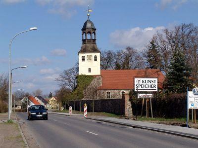 Friedersdorfer Barockkirche
