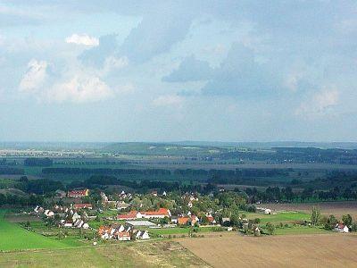 Blick auf Libbenichen, Foto: Matthias Lubisch