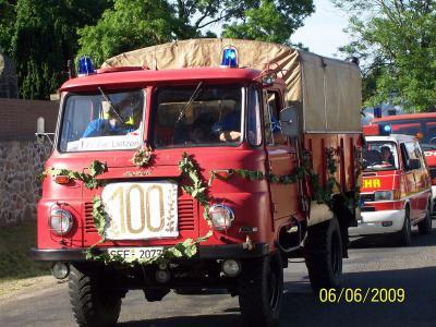 Einsatzfahrzeug LF-8 LO (DDR-Fahrzeug) bis 19.12.2013