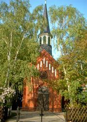 Katholische Kirche St. Maria Regina Rosarii © Boris Umerkaev