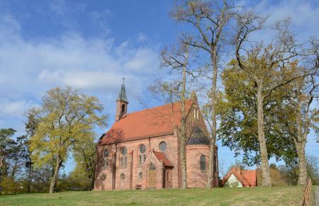 Kirche Grünheide, Foto: Gemeinde Grünheide