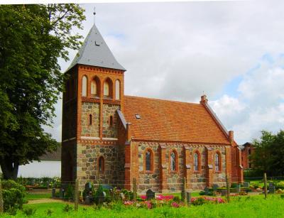 Kirche in Severin