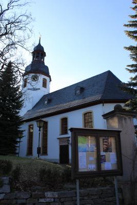 Kirche Auerbach