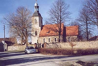 Kirche Ortsteil Betten