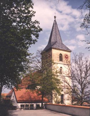 St. Markus, Bischberg