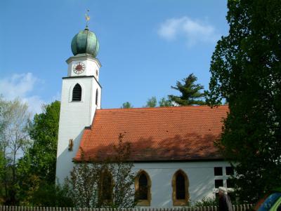Evangelische Kirche Bodenwöhr