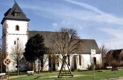 Kirche Brücken