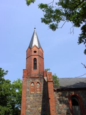 Kirche Brügge