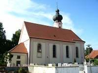 Kirche St. Alban Ettling
