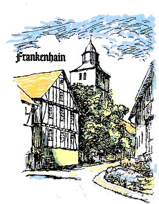 Evangelische Kirche in Frankenhain