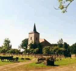 Kirche in Großderschau