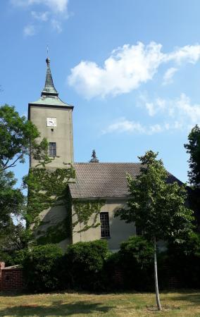 Kirche Hohenferchesar