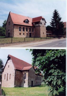 Kirche Hornsömmern