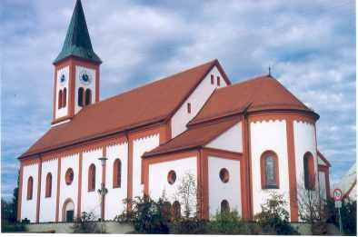 Katholische Kirche Kemnath b. Fuhrn
