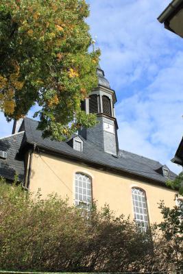 Kirche in Kirchberg