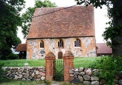Kirche in Lancken