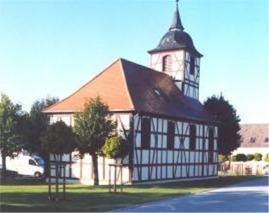 Kirche Mützel