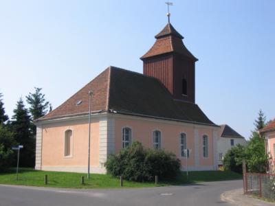Kirche Nahmitz