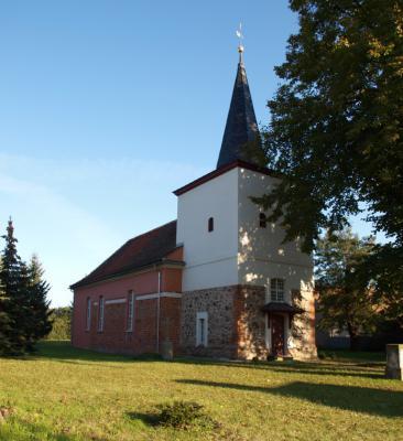 Kirche Netzen