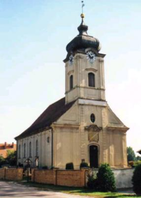 Kirche Reckahn