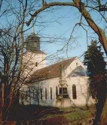 Kirche Stölln