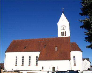 Die katholische Pfarrkirche