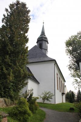 Kirche in Ursprung