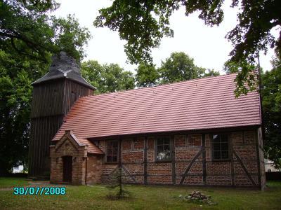 Kirche Wendisch Priborn