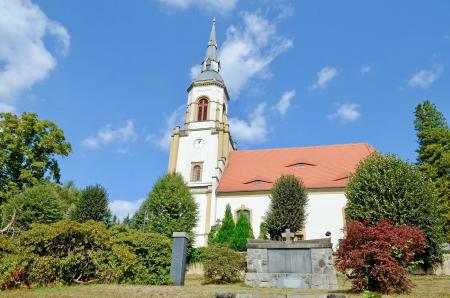 Kirche Sankt Trinitatis    Foto: Uwe Schwarz