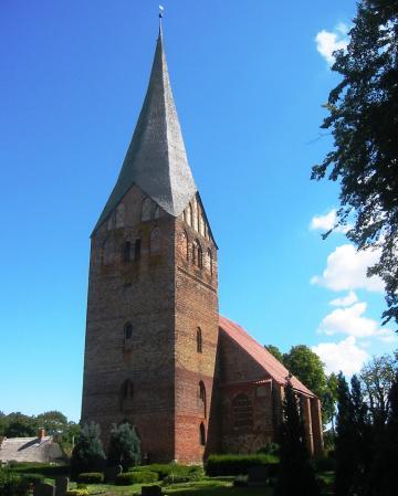 Johanneskirche Wusterhusen