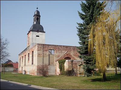 Dorfkirche Zabakuck