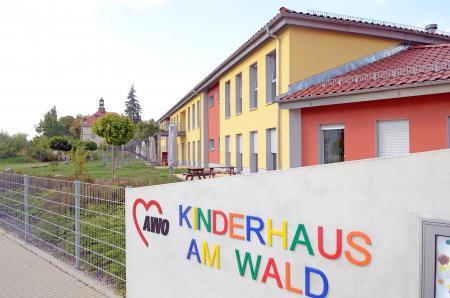 Kinderhaus Am Wald Foto: Uwe Schwarz