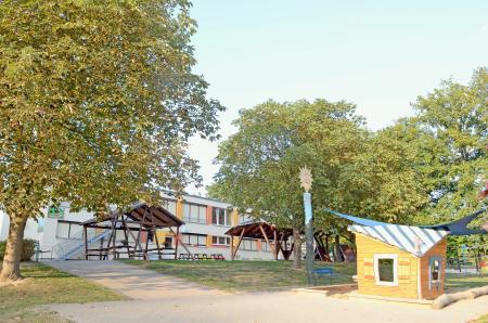 Kindergarten Taubenheim/Spree Foto: Uwe Schwarz