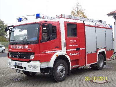 Einsatzfahrzeug LF 20.20 Rosenbauer der FF Dolgelin