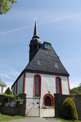 Kirche Königswalde