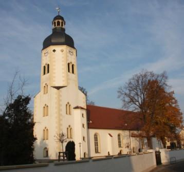 ev. Kirche Uebigau Sankt Nikolai