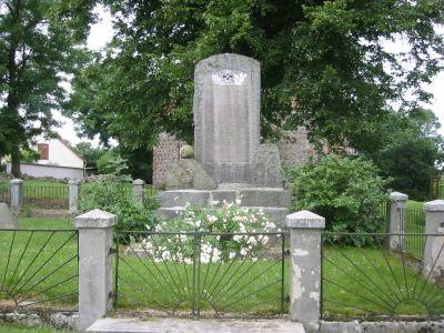 Kriegerdenkmal in Preddöhl