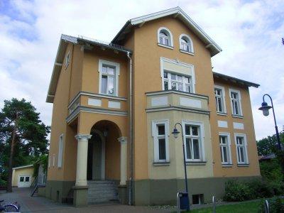 Das Kulturhaus Friedrich Wolf in Lehnitz.