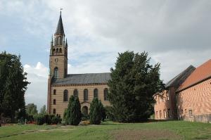 Kirche (nach Stüler) von Langen