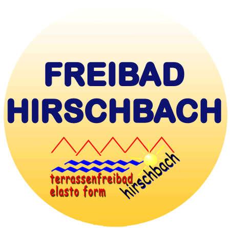 Logo des Freibades Hirschbach