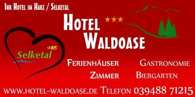 Hotel Waldoase Hirschbuchenkopf / Harz