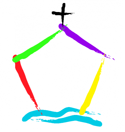 KiGa#Niederdorla#Logo#evangelisch#MittelpunktDeutschalnd#Vogtei#