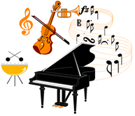 Logo Musikschule Holzwickede e.V. | © Musikschule Holzwickede e.V.