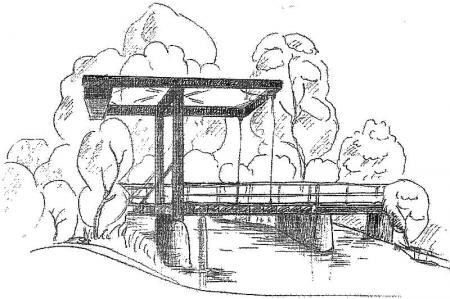 Eine Brücke ist oft mehr als sie scheint. Sie verbindet Regionen und Menschen.