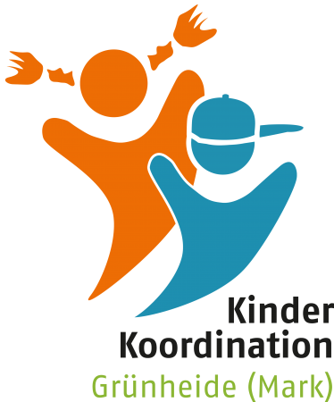 Logo Kinder Koordination Grünheide (Mark)