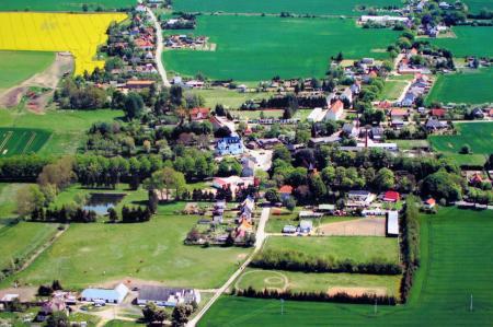 Luftaufnahme von Elmenhorst